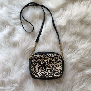 Calf hair Micheal Kors mini bag